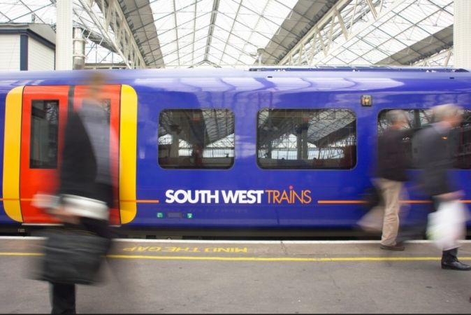 Woman Rushed To Hospital After Being Hit By Train Near Wandsworth