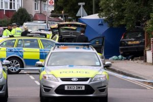 Two Killed In Horror Smash After Police Chase In Penge