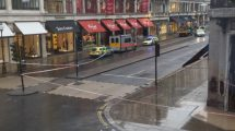 Hamleys Toy Shop London On Lock Down After Suspect Package Found