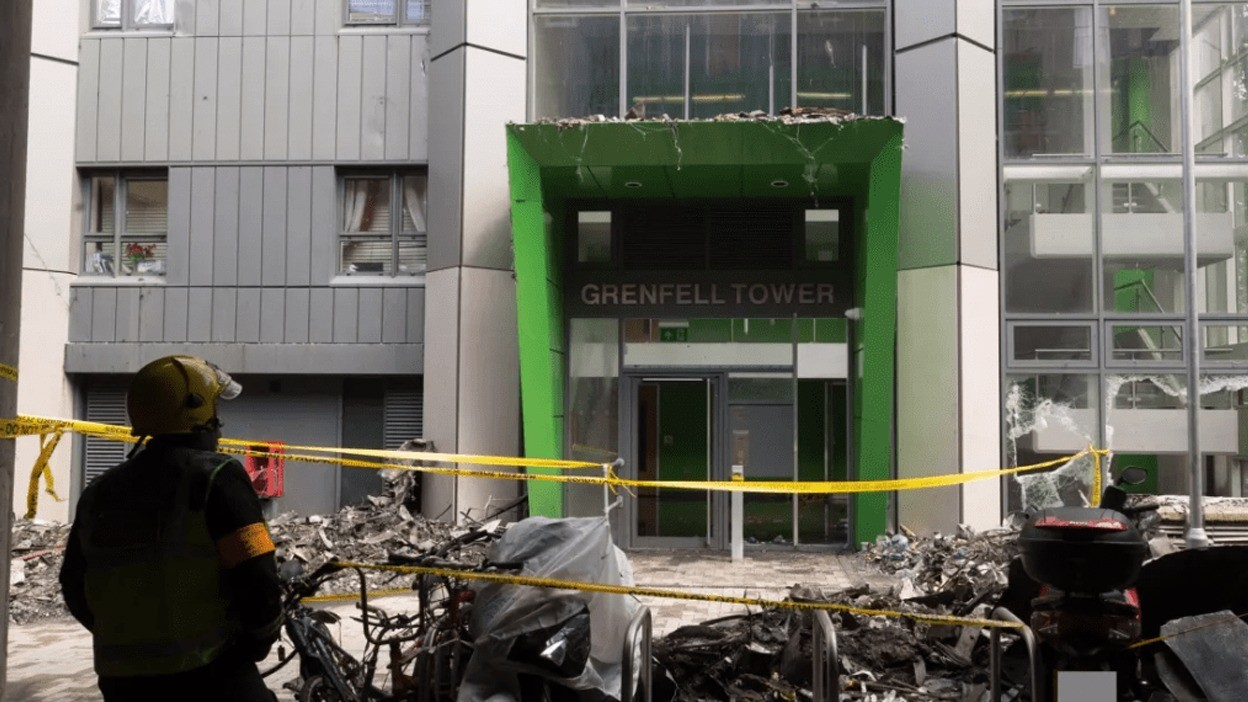Shocking Pictures From Inside Grenfell Towers As The Death Toll Is Set To Rise