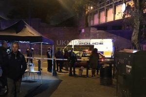 Man Dead Following Fatal Stabbing  Two Serious  At Parsons Green Tube Station