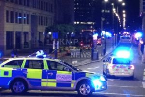 London Bridge Currently Closed Due To Police Incident