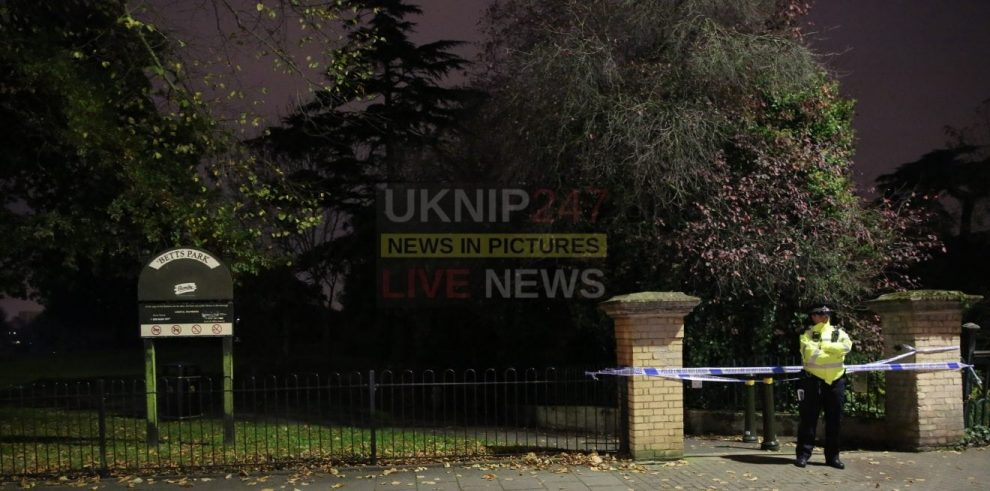 Teenager Stabbed To Death  In Children Play Park In Bromley