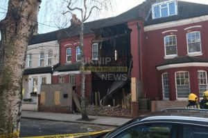 Fire Crews Called To House Collapse In Hampstead Ten People Evacuated