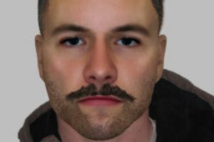 Police Issue E-fit  After  Camden Rape