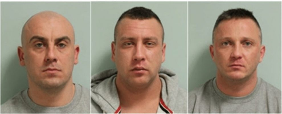 Trio Jailed After  Hundreds Of Items Of Property From Homes Across London, Including The Ashes Of Two Children