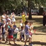 Police Lose Game Of Tug Of War Against Five Year Olds