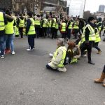 Six Charged Over Yellow Vest Protests