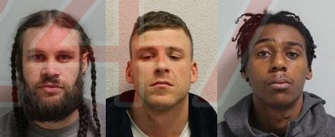 Three Men Have Been Jailed Following A Robbery At A West London Phone Store