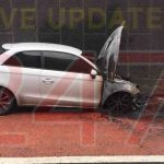 Traffic Chaos After Fire In The Dartford Tunnel