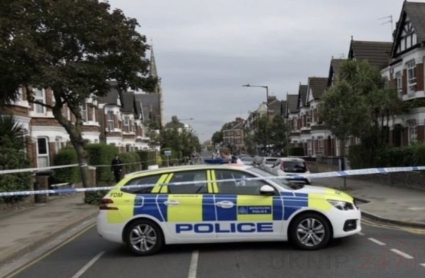 A Man Aged In His 20s Has Been Shot In The Arm In North-west London