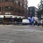 Road Closures Around Westminster Following Gas Leak