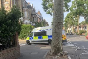Two Men Arrested On Suspicion Of Terror Offences