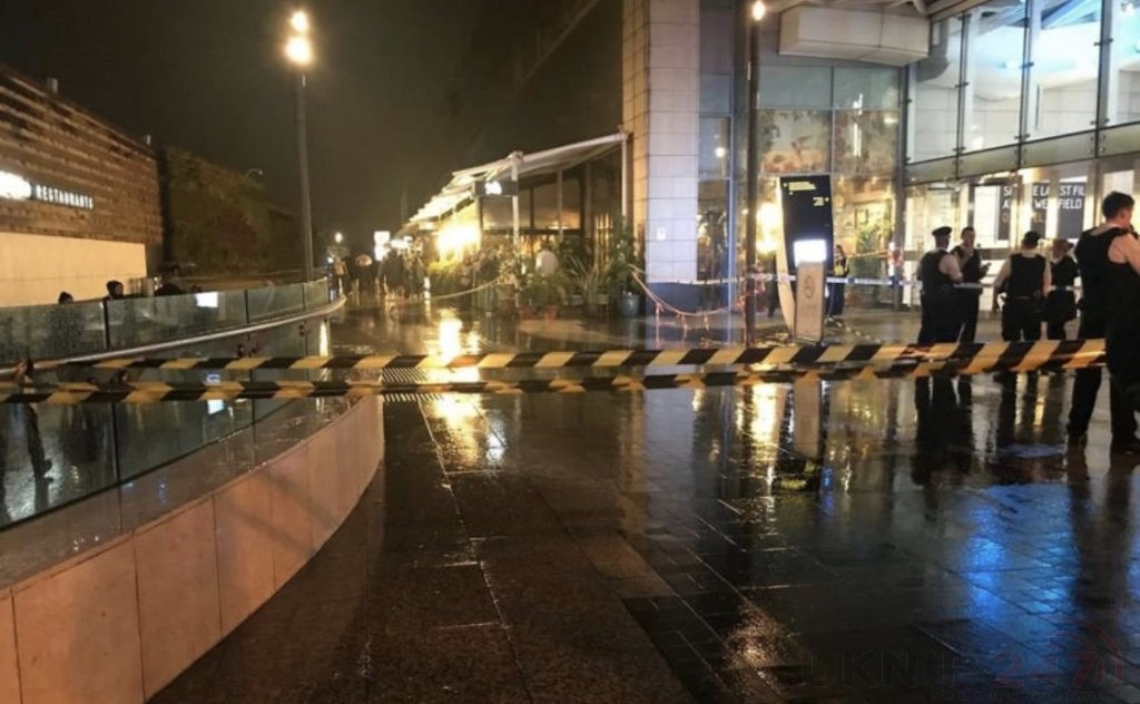 Man In His 20's Stabbed At Westfield Shopping Centre
