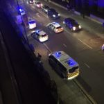 Police Lockdown Wembley Following Significant Disorder
