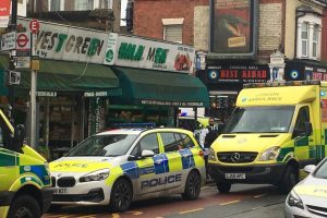 Two Men Rushed To Hospital After Tottenham Stabbing