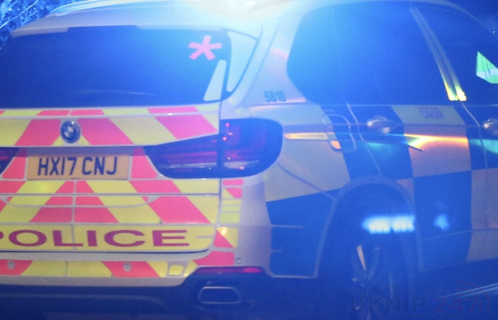 Teenager Rushed To Hospital After 'acid Attack'