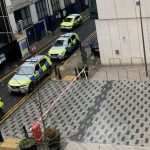 Emergency Services Called To Incident At  Tower Hamlets Tube Station
