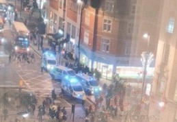 One Arrested As Disorder Breaks Out In Croydon