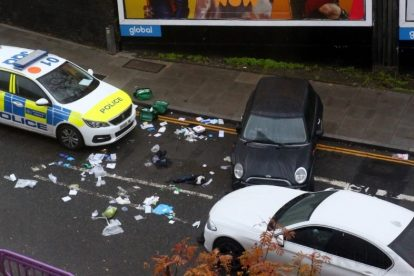 Murder Probe Launched In West Ealing