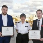 Two Who Helped Foil Rapist Are Recognised