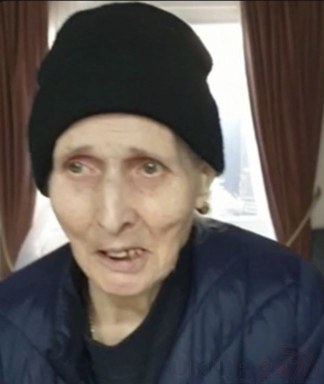 Can You. Help Find Missing Pensioner From Kilburn