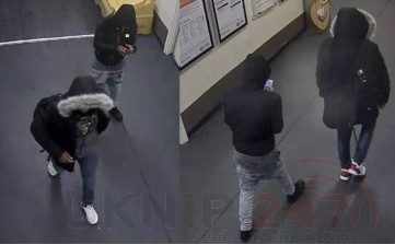 Two Men  Are Being Sought By Police Following Attack In Amhurst Park