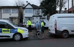 A Murder Investigation Has Been Launched Following The Death Of A Man In Hounslow