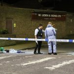 Armed And Masked Men Attack Funeral Gathering  Near Damilola Taylor Centre In Peckham