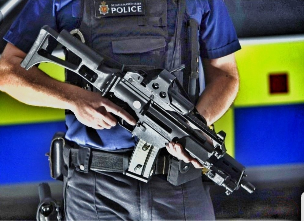 A Man Has Been Arrested On Suspicion Of A Terrorism Offence