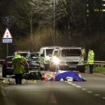 Police Are Investigating Fatal Motorbike Crash On The A12 Near Chadwell Heath