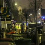 Fire Crews Called To Property Fire In Canning Town