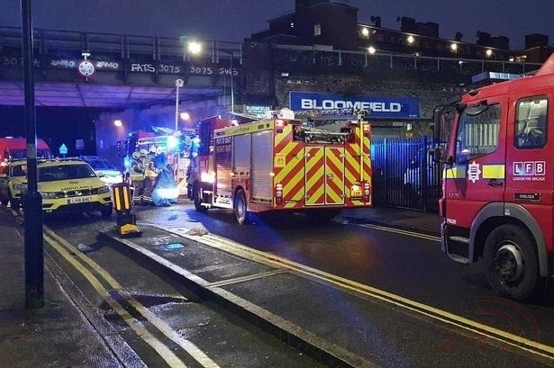 A Man's Body Has Been Discovered In The Back Of A Bin Lorry In Camberwell