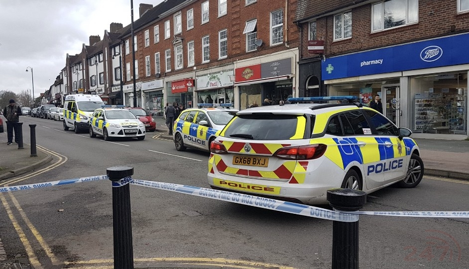 Detectives Have Arrested A Man On Suspicion Of Making A Number Of Bomb Hoaxes Across South London And Surrey