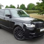 Fake Police Car With Men Armed With A Gun Steal High Value Range Rover In South East London
