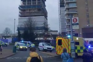 Police Officer Attacked On A Train At Kidbrooke Station