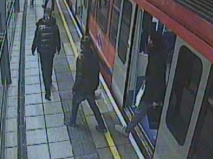 Detectives Investigating A Stabbing In The Isle Of Dogs Are Releasing Footage Of Two Men They Want To Speak To In Relation To The Attack