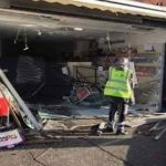 Croydon Mcoll's  Ram Raided In The Early Hours On Sunday Morning