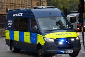 Serving Met Police Officer Arrested On Suspicion Of Being A Member Of A Proscribed Organisation