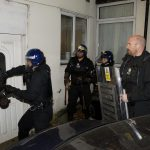 Day 53 Early morning drugs raid in Dudley 8497719406
