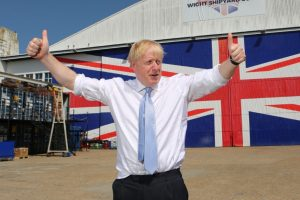 boris asked if they shipboats to mexico by lorry on his visit to the isle of wight 1