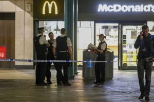 UKNIP Man Stabbed Bexleyheath