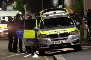 armed police storm tottenham property late on sunday evening 6