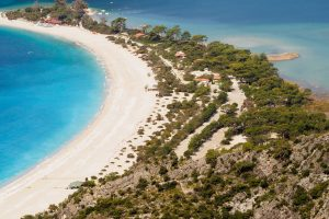 1 Beach of blue lagoon Oludeniz Turkey
