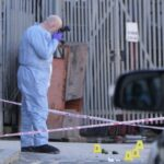 Detectives investigating a fatal shooting in Brixton have made two arrests