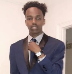Detectives investigating the murder of Sharmake Mohamud in Haringey have made an arrest
